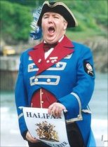 Halifax Town Crier