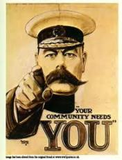 Your Community Needs You