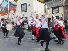 Sowerby Bridge Morris Dancers