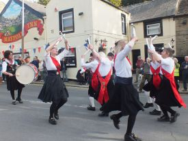Sowerby Bridge Morris Dancers