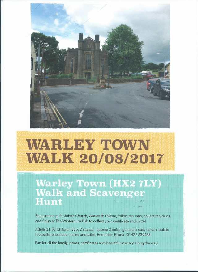 Warley walk flyer-1